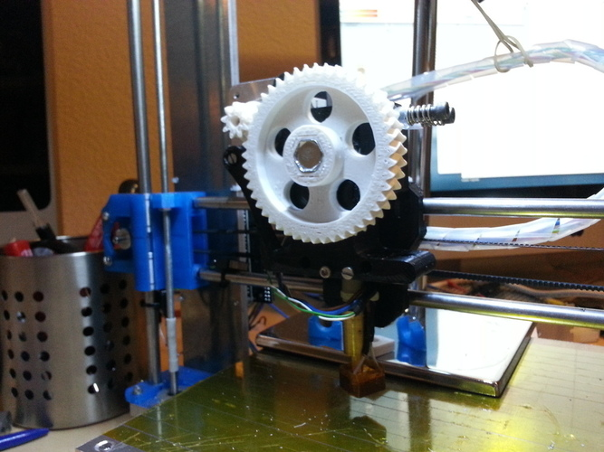 Greg's Wade extruder for Prusa i3 3D Print 99093