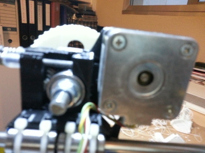 Greg's Wade extruder for Prusa i3 3D Print 99095