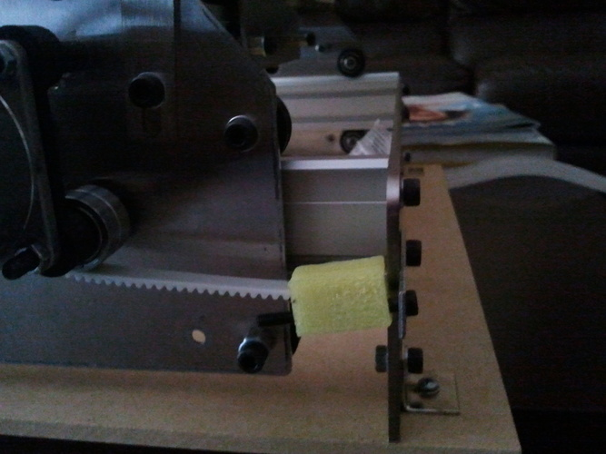 HTD3M belt tensioner for ShapeOko 3D Print 99111