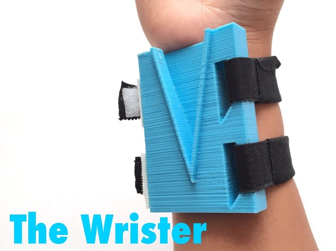 Wrist Reach - Enable your wrist 3D Print 99176