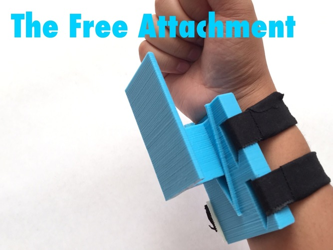 Wrist Reach - Enable your wrist 3D Print 99179