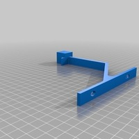Small Door Holder 3D Printing 99315