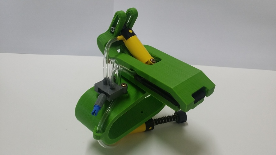 Multipurpose Pneumatic Grip Assistance (MPGA) 3D Print 99672
