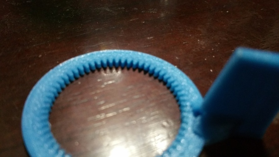 Water bottle opener 3D Print 99788