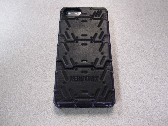 iPhone 5 Case: Nerv SH-06d 3D Print 99808