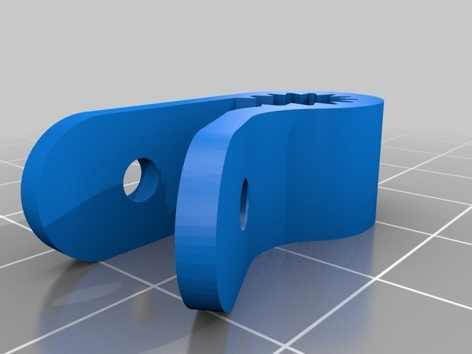 Power Cord / Cable Strain Relief 3D Print 99961