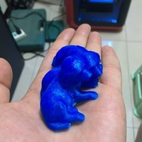 Small Puppies 3D Printing 10010