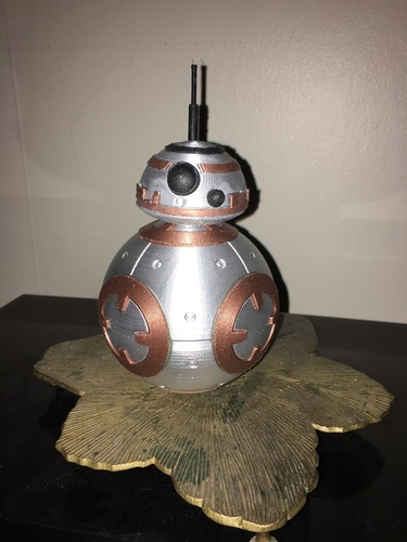 BB8 DROID - STAR WARS: THE FORCE AWAKENS 3D Print 10094