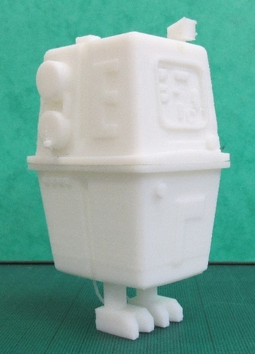 Gonk Droid From Star Wars 3D Print 10190