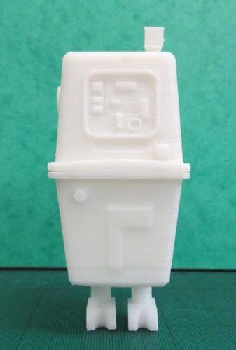 Gonk Droid From Star Wars 3D Print 10192