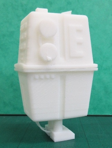 Gonk Droid From Star Wars 3D Print 10194