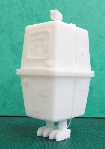 Gonk Droid From Star Wars 3D Print 10196