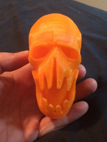 Mad Max Fury Road - Shifter Skull 3D Print 1020