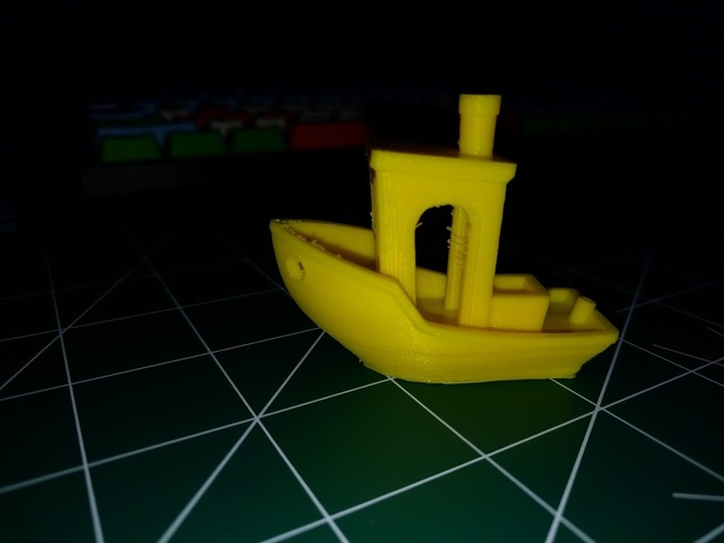#3DBenchy - The jolly 3D printing torture-test 3D Print 10209