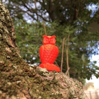 Small Owl 3D Printing 10271