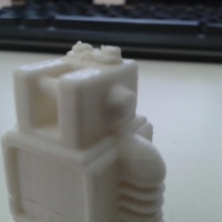 Small Ultimaker Robot 3D Printing 10354