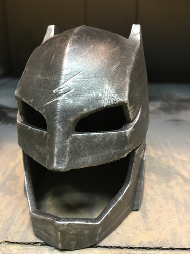 Batman vs Superman- Helmet 3D Print 10364