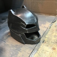 Small Batman vs Superman- Helmet 3D Printing 10365