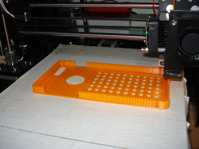 iPhone 6 plus case 3D Print 10598