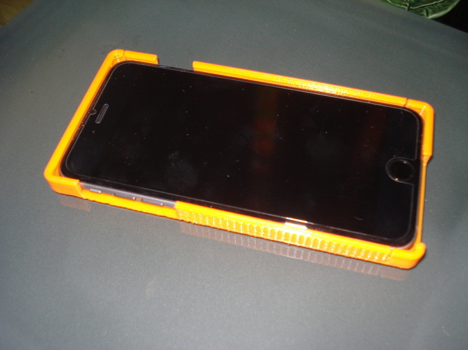 iPhone 6 plus case 3D Print 10599
