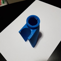Small Toy Bicycle Exhaust 3D Printing 10813