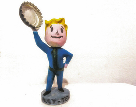 3d printed fallout 4 bobblehead collection by chriskrieg pinshape