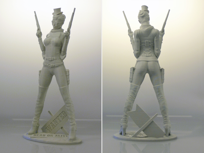 Countess Zorana - fullsize 3D Print 11027