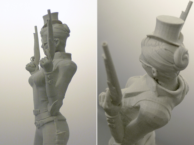 Countess Zorana - fullsize 3D Print 11028