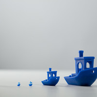 Small #3DBenchy - The jolly 3D printing torture-test 3D Printing 11174