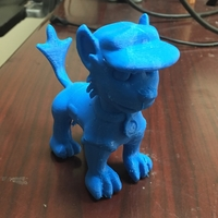 Small Rocky Dog  Paw Patrol  3D Printing 11244