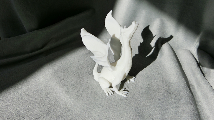 Adalinda: The Singing Serpent 3D Print 1128