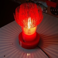 Small Antennae Lamp 3D Printing 11281