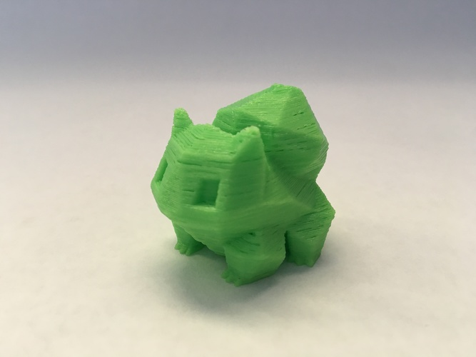 Low Poly Pokemon  3D Print 11325