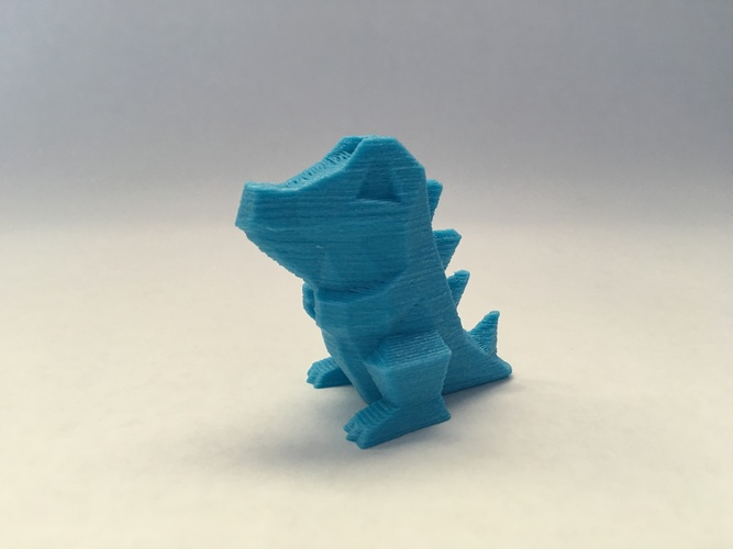 Low Poly Pokemon  3D Print 11328
