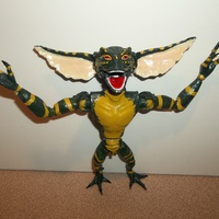 Small articulated GREMLIN 3D Printing 11366