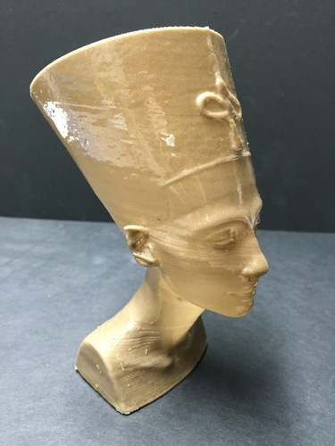 Nefertiti Bust [Hollow] 3D Print 11454