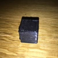 Small Cube 3D Printing 11487