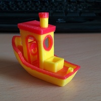 Small #3DBenchy - The jolly 3D printing torture-test 3D Printing 11490