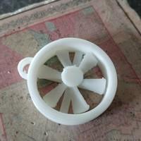 Small Keychain Propeller 3D Printing 11602