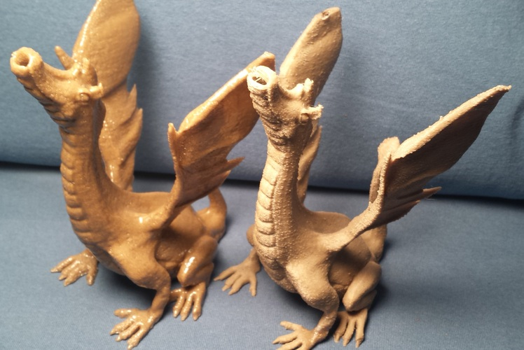 Adalinda: The Singing Serpent 3D Print 1162
