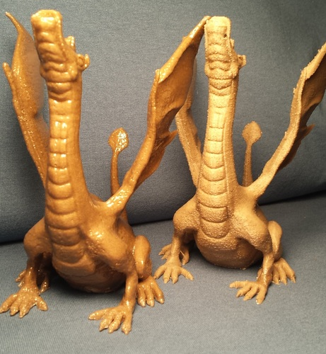 Adalinda: The Singing Serpent 3D Print 1164