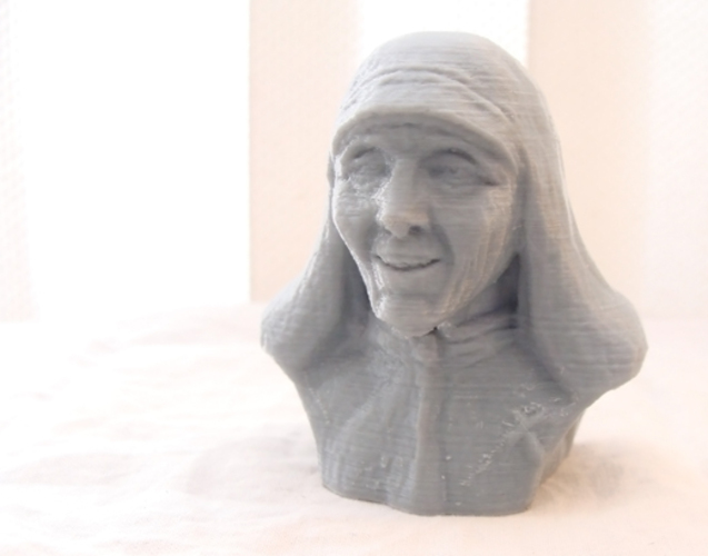 Mother Theresa 3D Print 1172