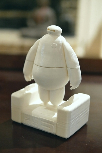 BIG HERO 6 - BAYMAX 3D Print 11731