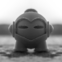Small Marvin Army!!! 3D Printing 11867