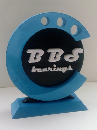 Table Top Store Logo 3D Print 11870
