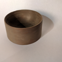 Small Coin Cup 3D Printing 12028