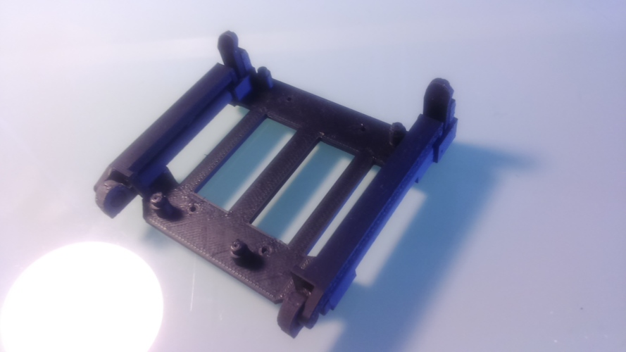Arduino UNO Compatible Holder 3D Print 12054