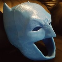 Small Batman Cowl 3D Printing 12101
