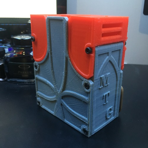Magic the Gathering Butterfly Case 3D Print 12160