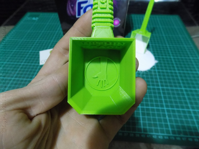 Long Reach Laundry Scoop 3D Print 12193